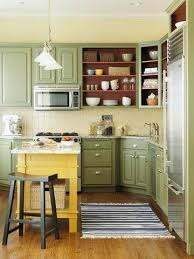 The  Best Olive Green Paints Ideas On Pinterest Olive Green - Olive green kitchen cabinets