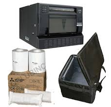 4x6 photo box mitsubishi cpd90dw printer printer carrying and 4x6 media