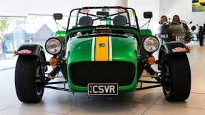 caterham sold out for 2017 production orders open for 2018