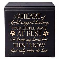 personalized urns dog personalised pet urns ebay