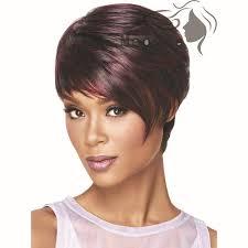 short cap like women s haircut synthetic hair women s wigs short bob wig fake hair straight short