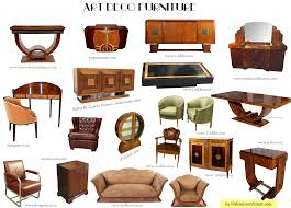 lovely pictures of art deco furniture about latest home interior
