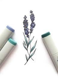 lavender flower designs alpha beta demo