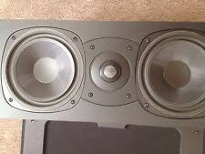 In Ceiling Center Channel Speaker by Sonance In Ceiling In Wall Home Speakers And Subwoofers Ebay