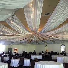 ceiling draping for weddings ceiling draping backdrops lighting the wedding flower room