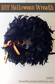 halloween wreaths diy diy ideas archives sweet pennies from heaven