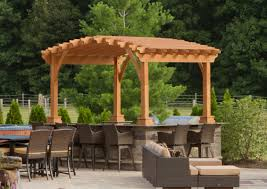 rectangular wooden gazebo tags magnificent wooden pergolas for