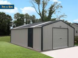 Garage For Cars by Steel Garages Garages Ireland Metal Garages Garages