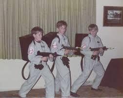 halloween 1984 ghostbusters 2 warps to neptune