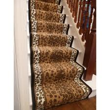 leopard home decor decor grey carpet on stairs for home decoration ideas