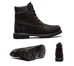 womens timberland boots uk size 6 timberland womens 6 inch premium boot black footasylum