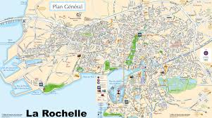 Toulouse France Map by La Rochelle Maps France Maps Of La Rochelle