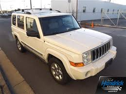 commander jeep 2010 2007 jeep commander 4wd 4dr limited suv for sale in norfolk va