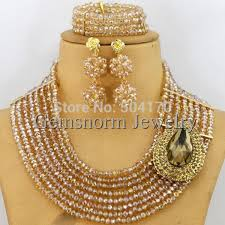 new gold set 2017 2014 fashion new chagne gold bridal jewelry dubai gold