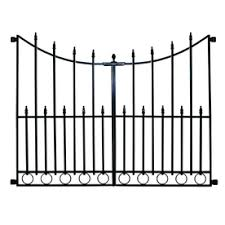 shop fence gates at lowes