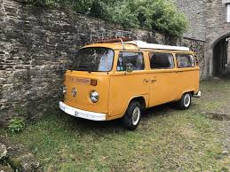 volkswagen westfalia 1978 vw t2 1584cc right hand drive campervan for sale first