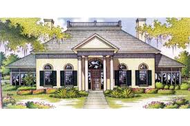 neoclassical home plans four bedroom neoclassical hwbdo06070 neoclassical from