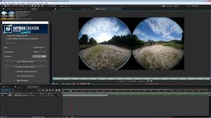 how to stitch samsung gear vr 360 footage in after effects free