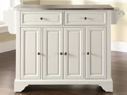 kitchen engaging white portable kitchen island lafayette