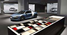 audi digital showroom audi showroom interior google search all about car race