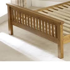 Super King Size Bed Dimensions Rustic Solid Oak 6ft Super King Size Bed
