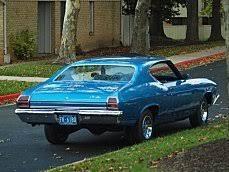 1969 Chevelle Interior 1969 Chevrolet Chevelle Classics For Sale Classics On Autotrader