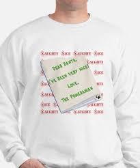 dear santa sweatshirts cafepress