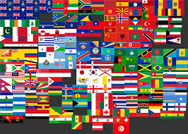 Flags Of Countries Flags Of All Countries Grouped By Similarity Online Technical