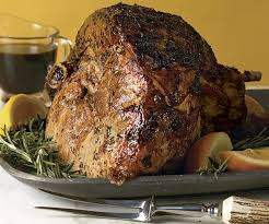 cook once eat fresh ham finecooking