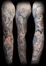 the 25 best angel sleeve tattoo ideas on pinterest angel tattoo
