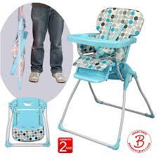 chaise haute bébé pliante chaise haute pliante ultra compacte pour bébé ch05 sélection