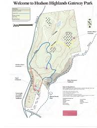 Hudson Valley New York Map by Hudson Highlands Gateway Park Town Of Cortlandt Ny