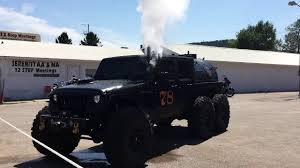 hauk jeep road hauk steam jeep youtube