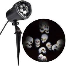Battery Operated Outdoor Halloween Decorations by Halloween Lights Halloween Decorations The Home Depot