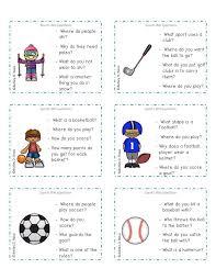 52 best sports theme images on pinterest language activities