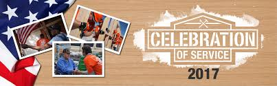 the home depot built from scratch featured story celebration of service home depot associates give back to veterans across the country