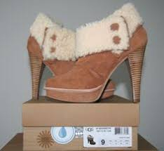 ugg womens georgette shoes chestnut ugg womens tie bow moccasin suede driving shoes