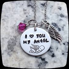 baby remembrance gifts miscarriage jewelry miscarriage necklace loss of baby