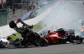 alonso and hamilton crash out of belgian gp emirates 24 7