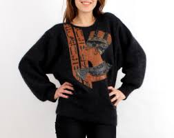 egypt sweater etsy