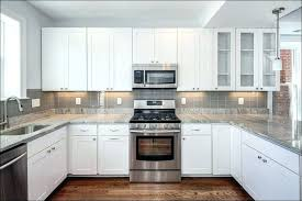 mini subway tile kitchen backsplash subway tile grey tile kitchen remarkable stunning grey glass