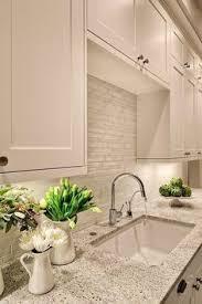 white backsplash kitchen a kitchen backsplash transformation a design decision