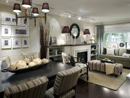 Best  Living Dining Combo Ideas On Pinterest Small Living - Long living room designs
