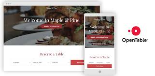 open table reservation system wrangling online diners how opentable and chownow fit the bill