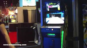 Xbox Arcade Cabinet Let U0027s Kinect Get Active Game Gate Vu Coin Operated Xbox 360
