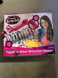 girl bracelet maker images Bracelet maker shimmer sparkle cra z art sns twist n wear ebay jpg