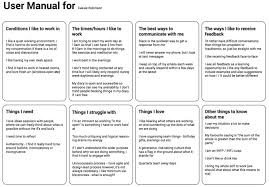 a user manual for me u2013 cassie robinson u2013 medium