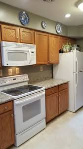 Kitchen Design With Granite Countertops by Tiled Floors With Light Oak Cabinets Solid Oak Cabinets With