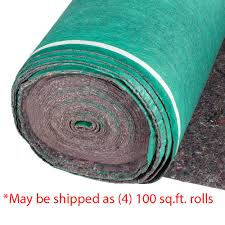 Provent Underlay by Bestlaminate Premium Felt Underlayment With Vapor Barrier