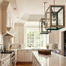 Light Kitchen Island Pendant - bigger is better oversized kitchen pendant lights chic glamorous